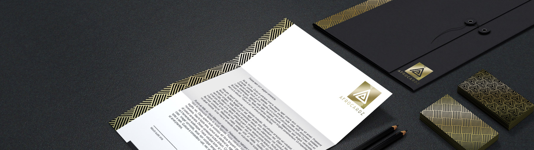 Bespoke Corporate Stationery